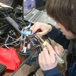 Last preparation our CanSat.
