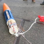 First part of rocket.